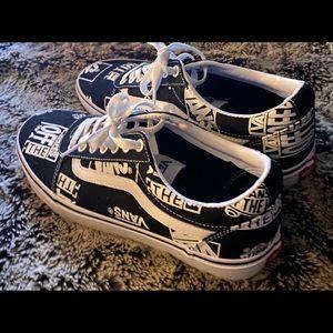 Vans Men's Doheny Low Top Sneaker size 10